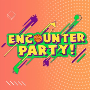 Encounter Party! Cover Art