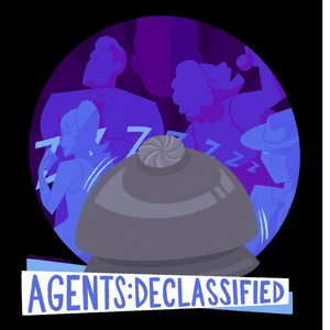 Agents: Declassified Cover Art