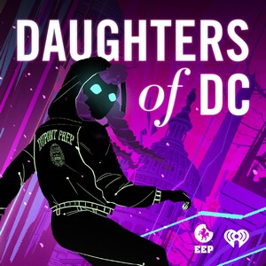Daughters of DC Cover Art