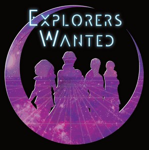 Explorers Wanted Cover Art