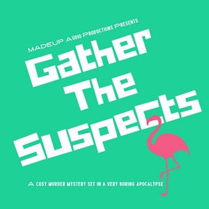 Gather The Suspects Cover Art