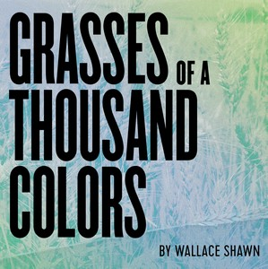 Grasses Of A Thousand Colors Cover Art