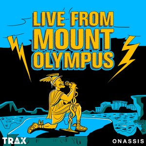 Live From Mount Olympus Cover Art