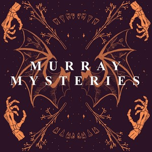 Murray Mysteries Cover Art