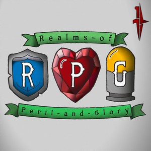 Realms of Peril & Glory Cover Art