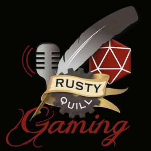 Rusty Quill Gaming Cover Art