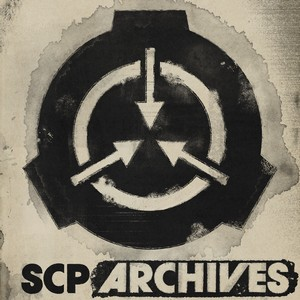 SCP Archives Cover Art
