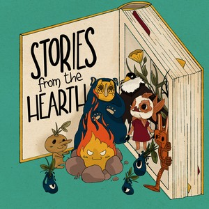 Stories from the Hearth Cover Art