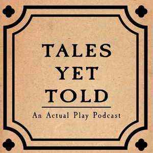 Tales Yet Told Cover Art
