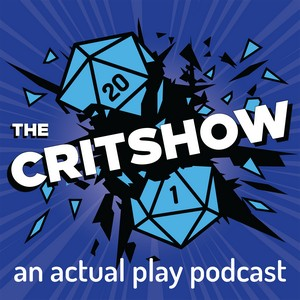 The Critshow Cover Art