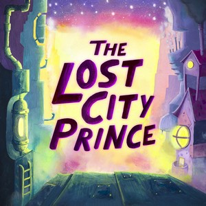 The Lost City Prince Cover Art