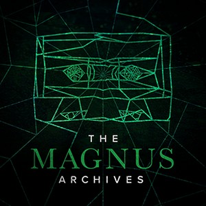 The Magnus Archives Cover Art