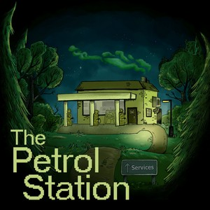 The Petrol Station Cover Art