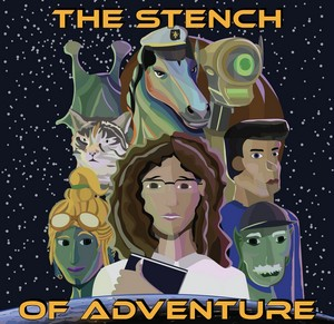 The Stench of Adventure Cover Art