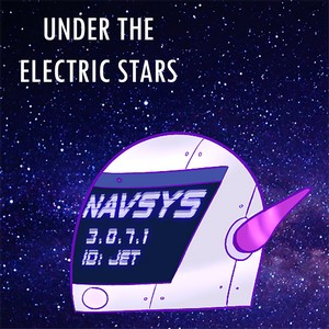 Under the Electric Stars Cover Art